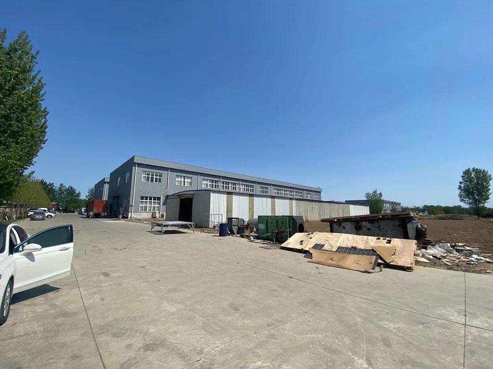 武清园区工业用地40亩 双层厂房出售