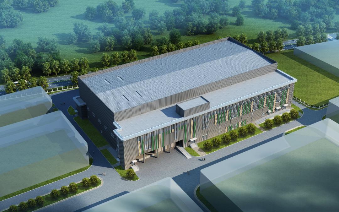 康希诺生物股份公司冷藏配送中心项目开建!